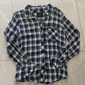 Rails Plaid Button up Shirt